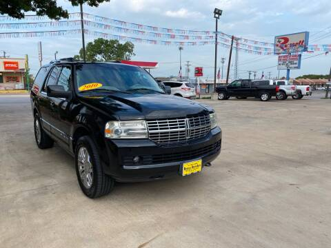 2010 Lincoln Navigator for sale at Russell Smith Auto in Fort Worth TX