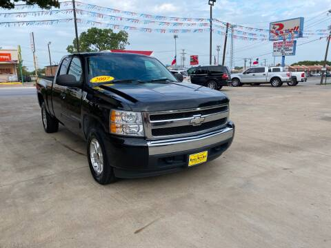 2007 Chevrolet Silverado 1500 for sale at Russell Smith Auto in Fort Worth TX