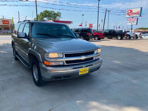 2001 Chevrolet Suburban for sale at Russell Smith Auto in Fort Worth TX