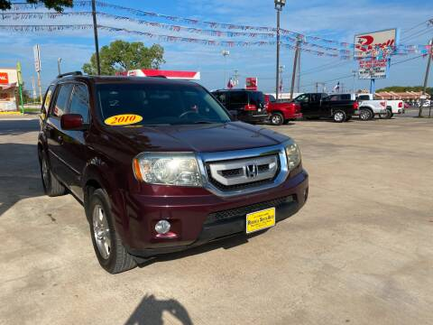 2010 Honda Pilot for sale at Russell Smith Auto in Fort Worth TX