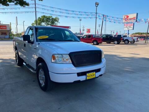 2005 Ford F-150 for sale at Russell Smith Auto in Fort Worth TX