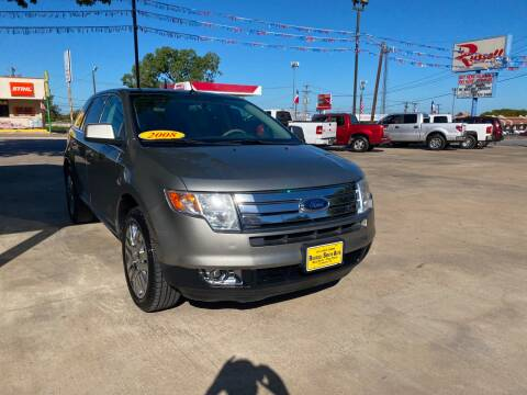 2008 Ford Edge for sale at Russell Smith Auto in Fort Worth TX