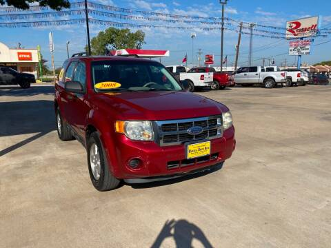 2008 Ford Escape for sale at Russell Smith Auto in Fort Worth TX