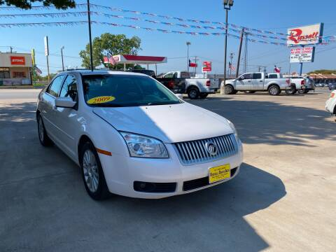 2009 Mercury Milan for sale at Russell Smith Auto in Fort Worth TX