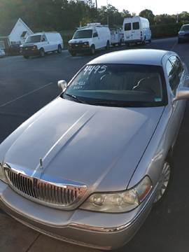 2005 Lincoln Town Car for sale in Carrollton, GA