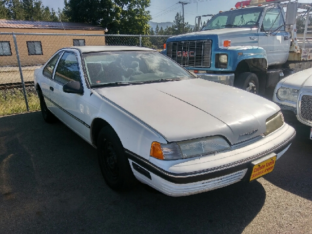 1991 Ford Thunderbird Base 2dr Coupe In Post Falls ID