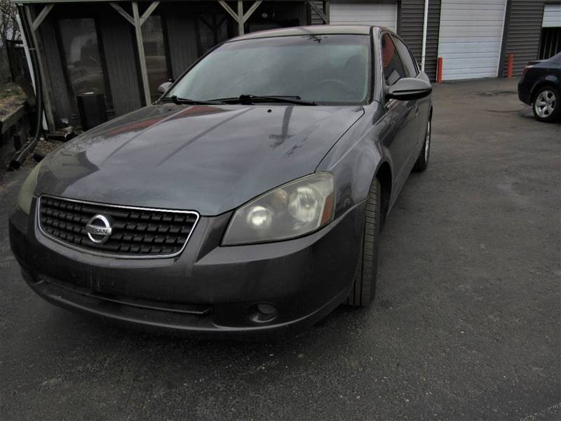 2006 Nissan Altima 2.5 S 4dr Sedan w/Automatic In Kansas City MO ...
