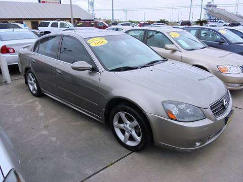 Nissan altima for sale in corpus christi tx for Wildcat motors corpus christi texas