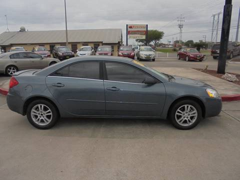 2005 pontiac g6 for sale in texas
