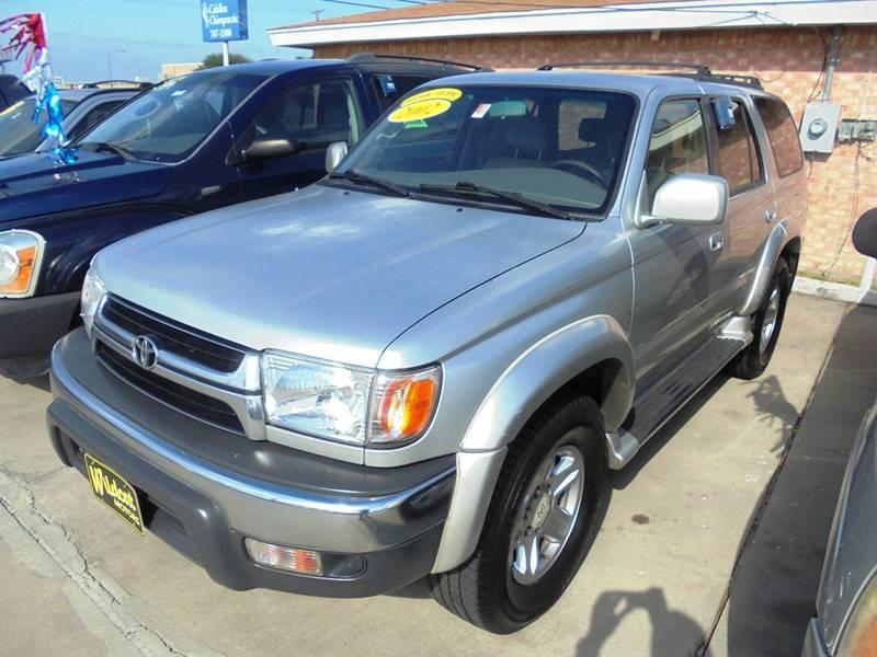 2002 Toyota 4Runner SR5 2WD 4dr SUV   Corpus Christi TX
