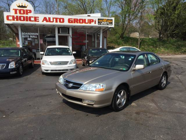 Acura Youngstown on