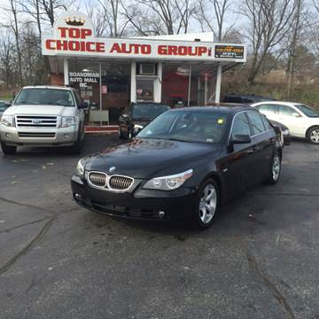 Bmw Used Cars Car Wash For Sale Youngstown Top Choice Auto