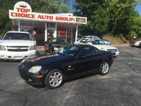 1998 Mercedes-Benz SLK for sale in Youngstown, OH