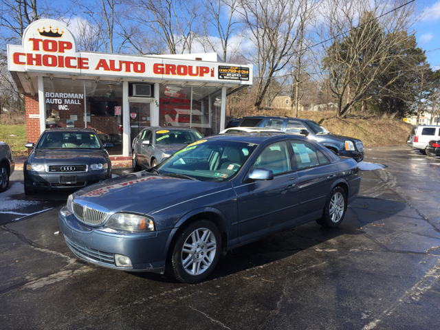 Lincoln Ls Sport Sedan In Youngstown Oh Top Choice