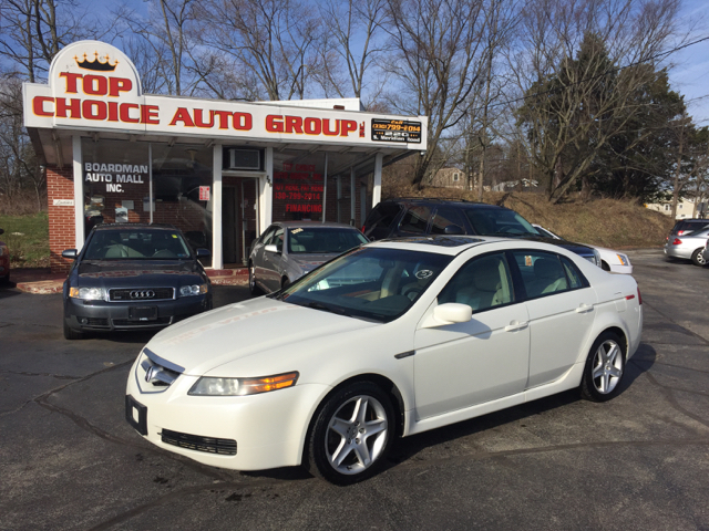 Acura Of Boardman >> 2005 Acura Tl 3 2 4dr Sedan In Youngstown Oh Top Choice
