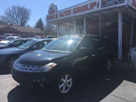 2005 Nissan Murano for sale in Youngstown, OH