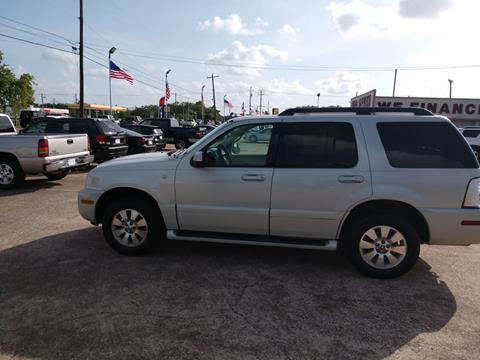 mercury mountaineer for sale in texas carsforsale com rh carsforsale com 2006 Mercury Mountaineer Problems 2006 Mountaineer Transmission Problems