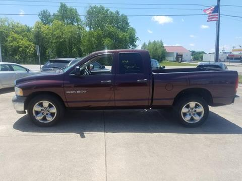2004 Dodge Ram Pickup 1500 for sale in League City, TX