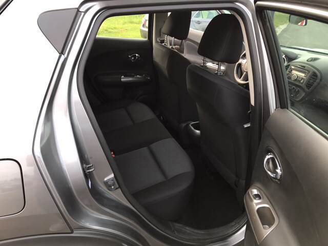 2014 Nissan JUKE S 4dr Crossover - Franklin IN
