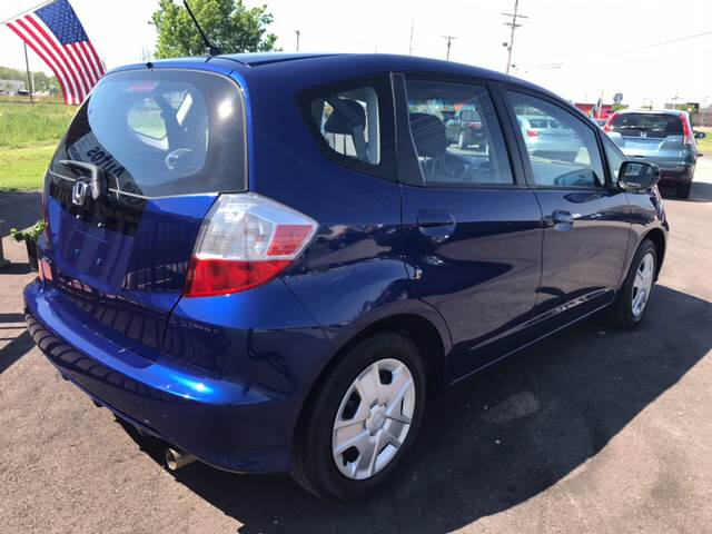 2013 Honda Fit 4dr Hatchback 5A - Franklin IN