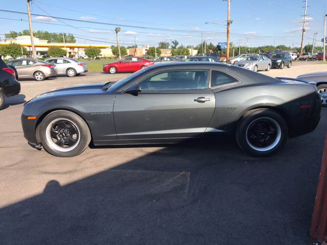 2012 Chevrolet Camaro LS 2dr Coupe w/2LS - Franklin IN