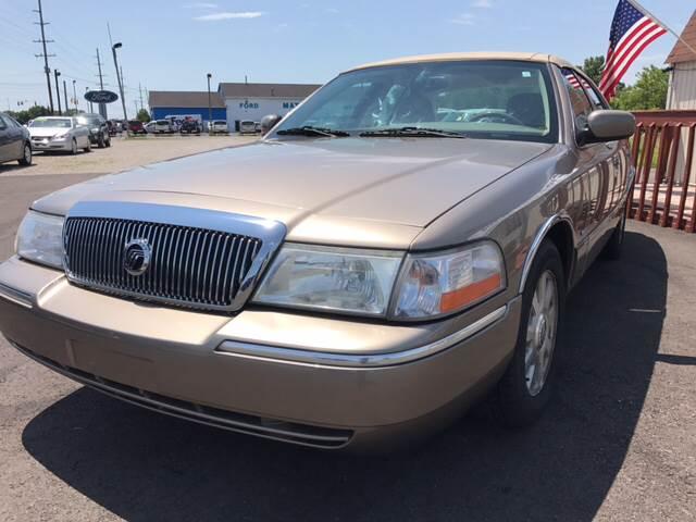 2004 Mercury Grand Marquis LS Premium 4dr Sedan - Franklin IN