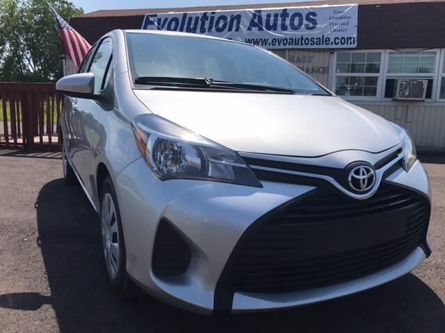 2016 Toyota Yaris L 4dr Hatchback - Franklin IN