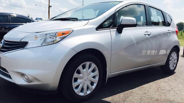 2014 Nissan Versa Note SV 4dr Hatchback - Franklin IN