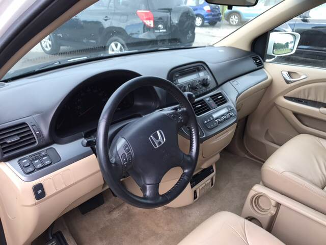2007 Honda Odyssey EX-L 4dr Mini-Van w/DVD - Franklin IN