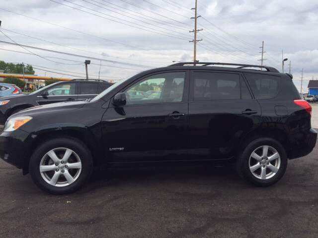 2007 Toyota RAV4 Limited 4dr SUV 4WD I4 - Franklin IN