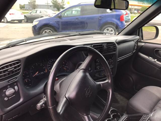 2003 Chevrolet Blazer 4x4 LS 4dr SUV - Franklin IN