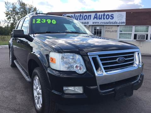 2008 Ford Explorer Sport Trac for sale in Franklin, IN