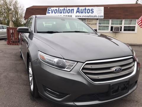 2014 Ford Taurus for sale in Franklin, IN
