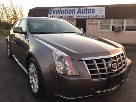 2012 Cadillac CTS for sale in Franklin, IN
