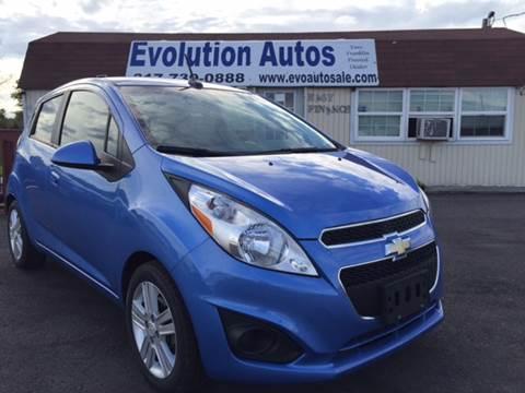 2014 Chevrolet Spark for sale in Franklin, IN