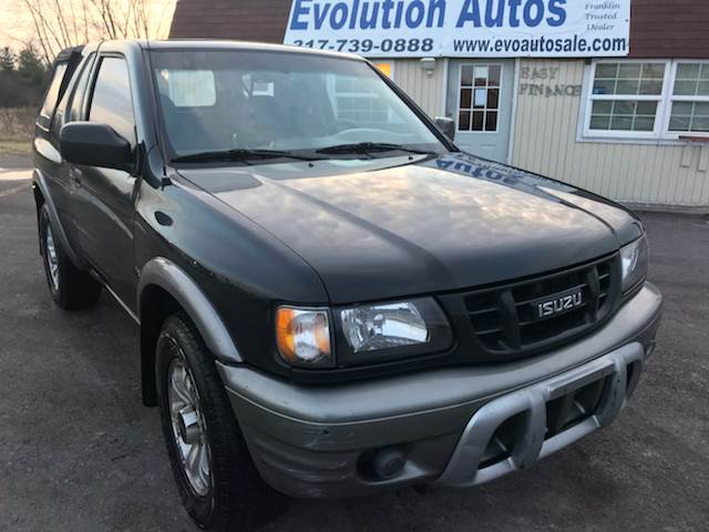 2001 isuzu rodeo sport 2dr v6 4wd suv w soft top in franklin in 2001 isuzu rodeo sport 2dr v6 4wd suv w soft top franklin in sciox Image collections
