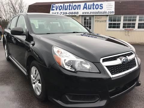 2014 Subaru Legacy for sale in Franklin, IN