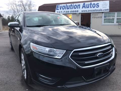 2013 Ford Taurus for sale in Franklin, IN