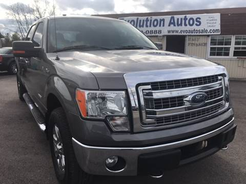 2013 Ford F-150 for sale in Franklin, IN