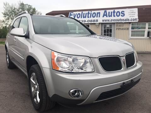 2008 Pontiac Torrent for sale in Franklin, IN