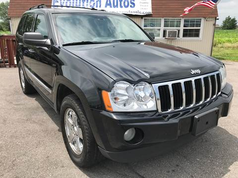 2007 Jeep Grand Cherokee for sale in Franklin, IN