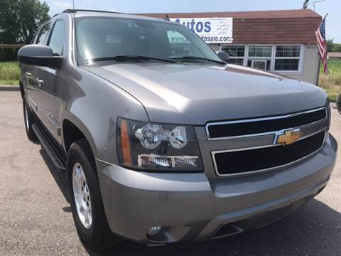 2007 Chevrolet Avalanche for sale in Franklin, IN