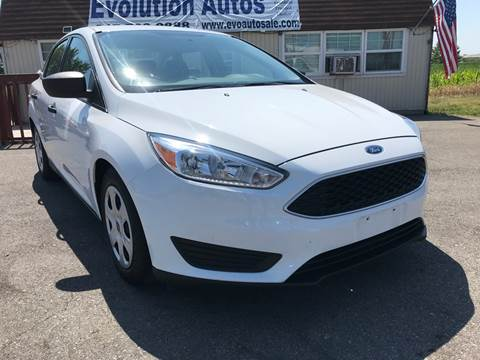 2016 Ford Focus for sale in Franklin, IN