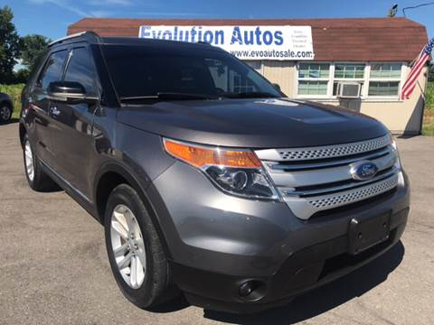 2012 Ford Explorer for sale in Franklin, IN