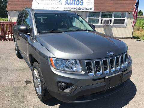 2012 Jeep Compass for sale in Franklin, IN