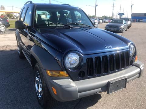 2007 Jeep Liberty for sale in Franklin, IN
