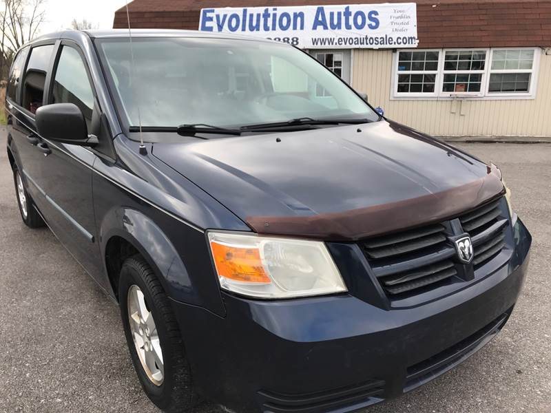 2008 Dodge Grand Caravan Se In Franklin In Evolution Autos