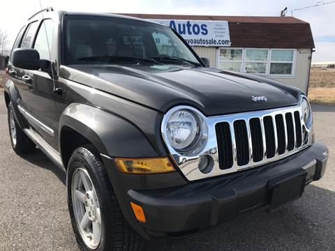 2005 Jeep Liberty for sale in Franklin, IN