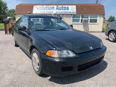 1995 Honda Civic for sale in Franklin, IN