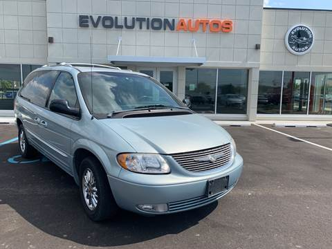 2002 Chrysler Town and Country for sale in Whiteland, IN